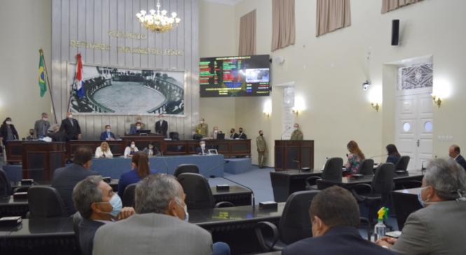 ALE: Aprovado requerimento para criação da Frente Parlamentar em Defesa dos Consórcios Públicos