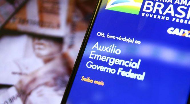 Publicada MP que prorroga auxílio emergencial, de R$ 300, até o fim do ano
