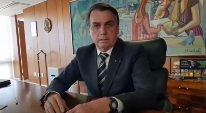 Bolsonaro desiste do Renda Brasil