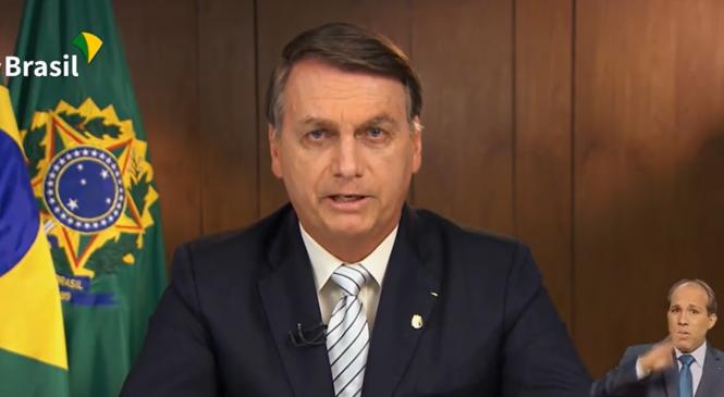 Bolsonaro diz que defende a Amazônica e critica ONGs em novo vídeo da ONU