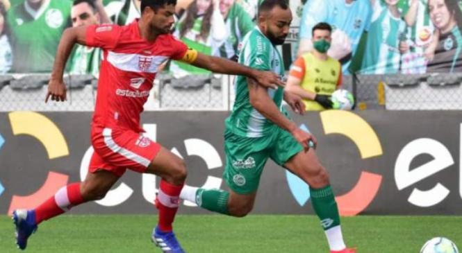 CRB enfrenta o Juventude no Rei Pelé para reverter placar de 2 a 0 e avançar na Copa do Brasil
