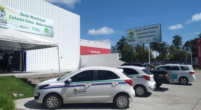 Cadúnico suspende atendimento em Maceió para mudança de sede