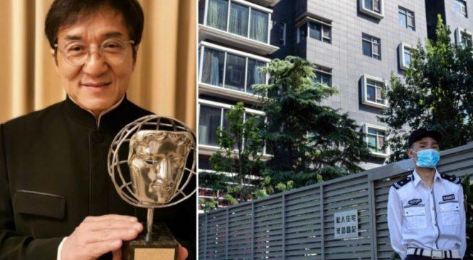 Mansões milionárias de Jackie Chan em Pequim são apreendidas pelo governo chinês