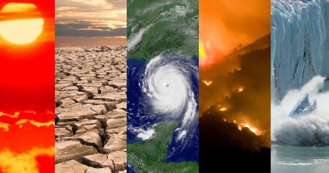 Líderes mundiais falam em apocalipse ambiental e que se morte não for pela covid-19, será pelo clima