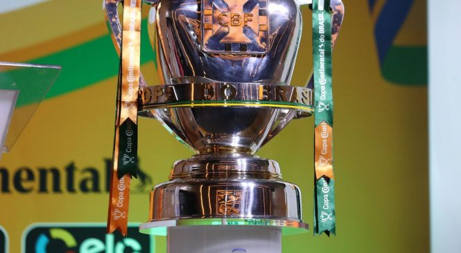 CBF define nesta terça rival do CRB na próxima fase da Copa do Brasil