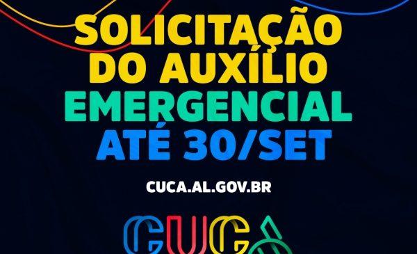 Auxílio emergencial da cultura de Alagoas: Interessados têm até o dia 30 para se cadastrar