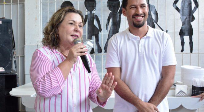 Rodrigo Cunha destitui diretório municipal do PSDB presidido por Tereza Nelma