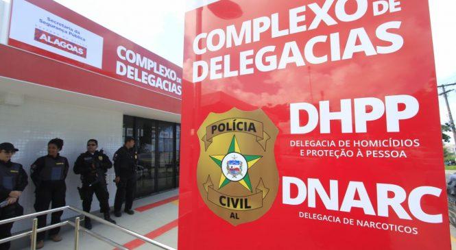 Polícia prende em Maceió pai de bebê de 2 meses que morreu vítima de abuso sexual
