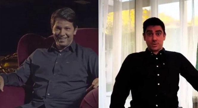 Mario Frias e Secom do Governo fazem mimimi com paródia de Adnet