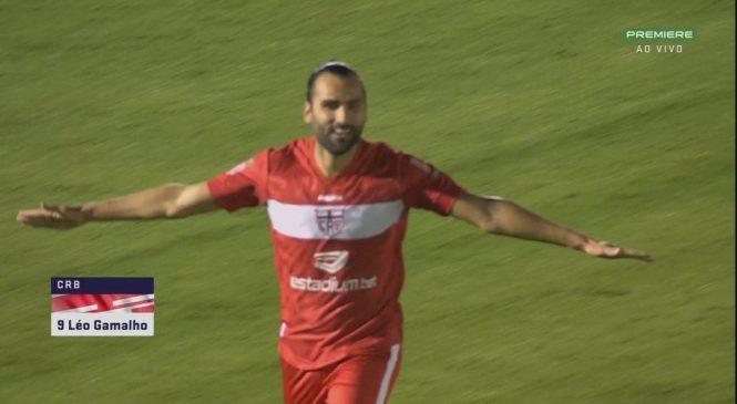 CRB supera expulsão no primeiro minuto e vence fora de casa pela Série B