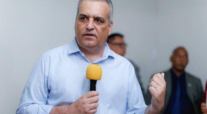 Plano de Governo de Alfredo Gaspar conta com concurso público e reforço na segurança
