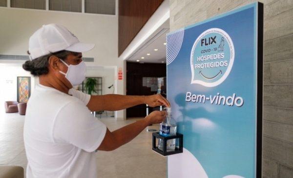 Hotéis e pousadas do Litoral Norte e Sertão registram 100% de ocupação
