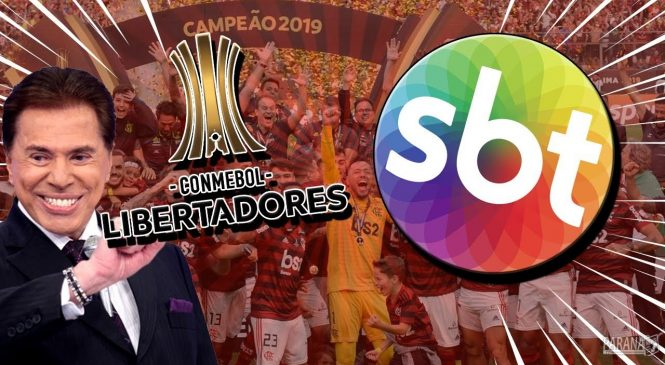 Libertadores terá transmissão do SBT e estreia será com Palmeiras