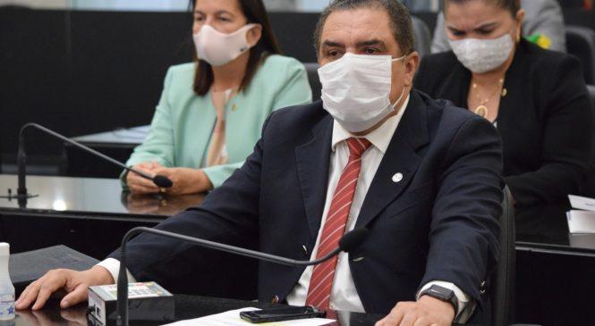 Inácio Loiola cobra medidas urgentes para recuperação do complexo Mundaú-Manguaba