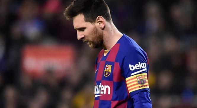 Recuo: Messi pode ficar mais um ano no Barcelona para evitar multa de R$ 4,5 bilhões
