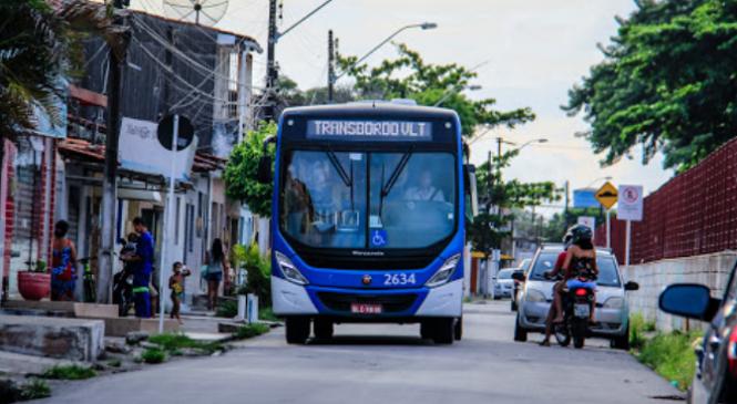 Ônibus da linha 017 voltam a circular nesta quarta-feira no São Jorge