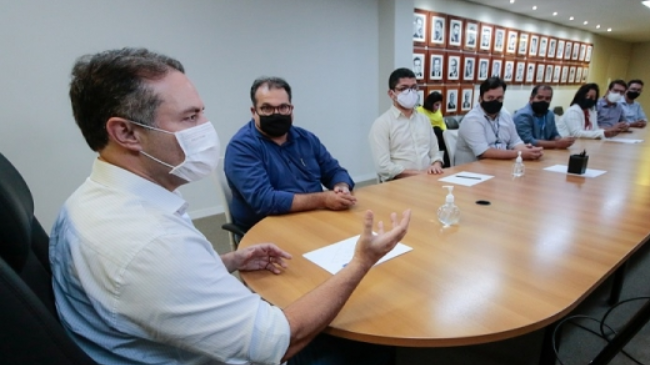 Renan Filho prevê abertura de editais nas áreas de Educação, Saúde e Segurança Pública em 2021