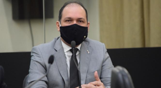 Dudu Ronalsa solicita implantação do Programa Pró-Estrada em Porto Calvo