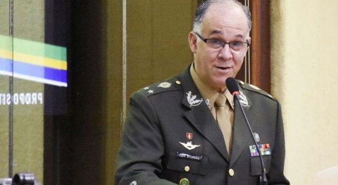 Covid-19: Chefe do Centro de Inteligência do Exército morre aos 53 anos