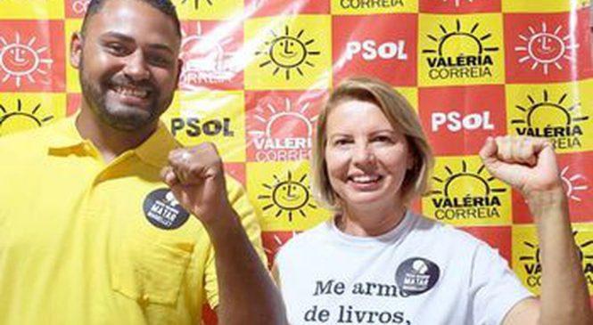 Psol afirma ser alternativa aos candidatos bolsonaristas em Maceió