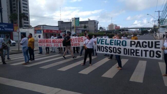 Justiça determina que Veleiro pague salários e verbas rescisórias de empregados