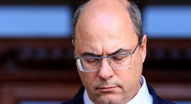 Admissão de impeachment de Witzel é aprovado por unanimidade