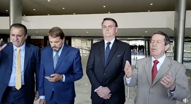 Filho de R.R. Soares, deputado presenteia o pai com perdão de R$ 37 milhões