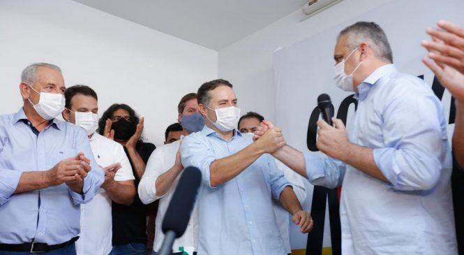 Alfredo Gaspar: 'Quero ser prefeito para cuidar das pessoas de minha terra'