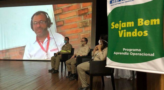 Senai/AL e MVV capacitam jovens para atuar no ramo da mineração
