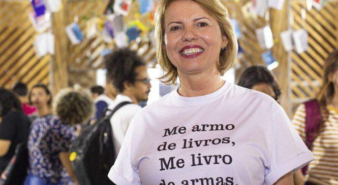 Valéria Correia: a terceira mulher que entra na disputa pela Prefeitura de Maceió