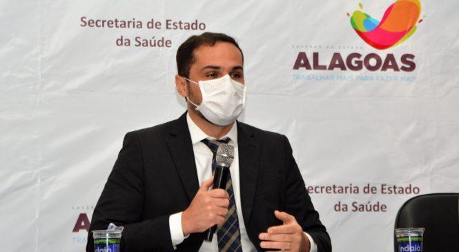 Sesau alerta para aumento de doenças respiratórias na quadra chuvosa