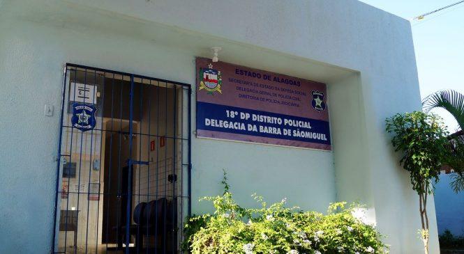 Barra de São Miguel: Polícia prende homem que mostrou genital para criança de 5 anos