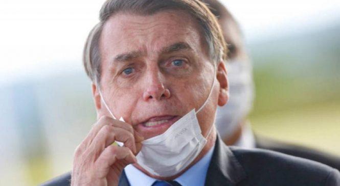 Bolsonaro promete pagamento de auxílio emergencial a partir de março