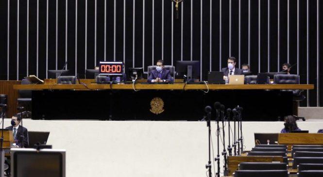 Oposição quer auxilio novamente a R$ 600 e votações na Câmara são canceladas
