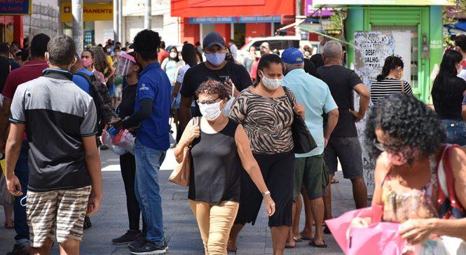 Vendas do varejo em Alagoas têm sétimo maior crescimento do país em agosto
