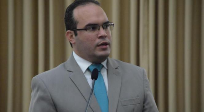 ALE: Davi Maia fala sobre privatização do fornecimento de água e saneamento de Maceió