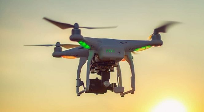 PF usará drones para fiscalizar eleições em Alagoas