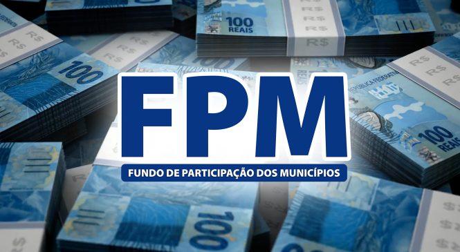 FPM: Segundo repasse de outubro tem queda de 14,7%