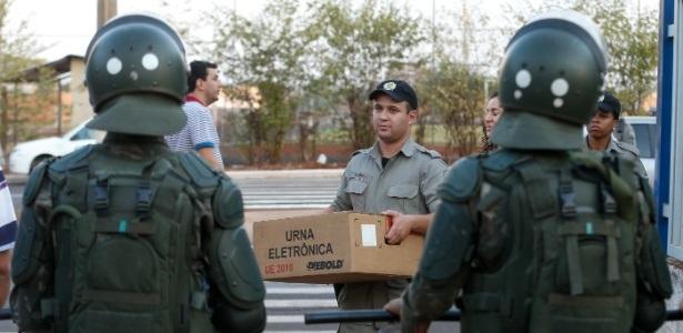 TSE aprova pedido de força federal nas eleições em Alagoas