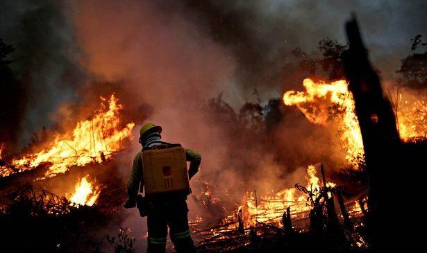 Mídia internacional foca novamente em queimadas do tamanho do Ceará no Brasil