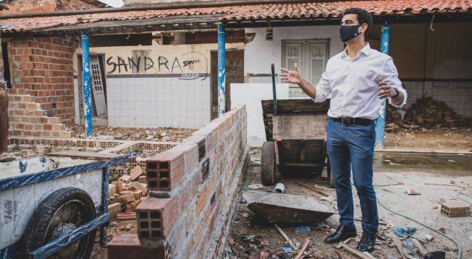 JHC promete o Programa de Aceleração do Saneamento Básico em Maceió