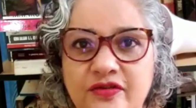 """Lenilda Luna diz que aprovação do PL que suspende dívida com o IPREV é """"traição aos servidores"""""""