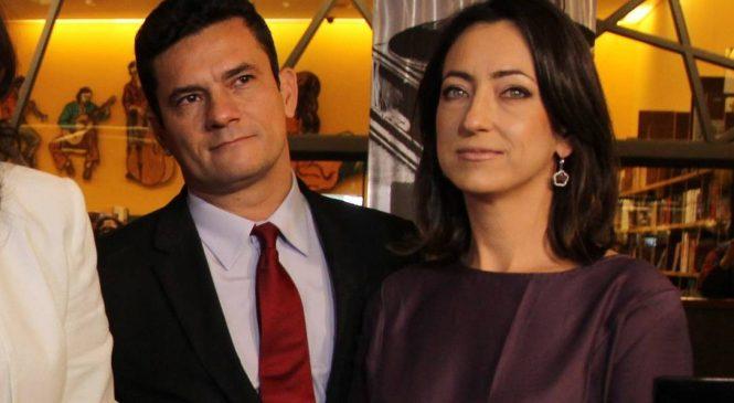 Família de Moro quer que ex-juiz largue a política e saia do Brasil