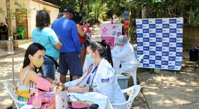 Maceió Rosa promove ações de saúde e bem-estar no Parque Municipal