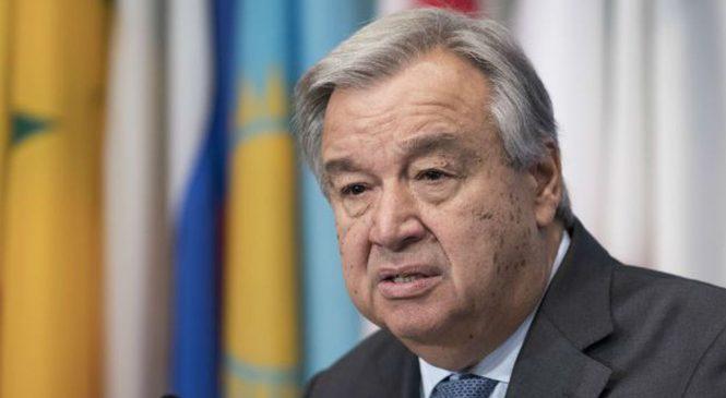 ONU pede que bancos deixem de financiar projetos de combustível fóssil