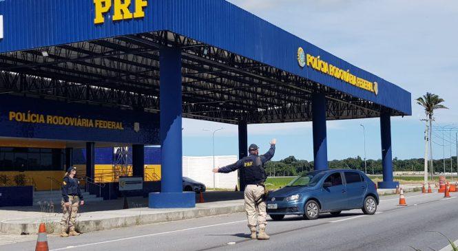 PRF inicia Operação Nossa Senhora Aparecida 2020 e intensifica fiscalizações nas rodovias de AL