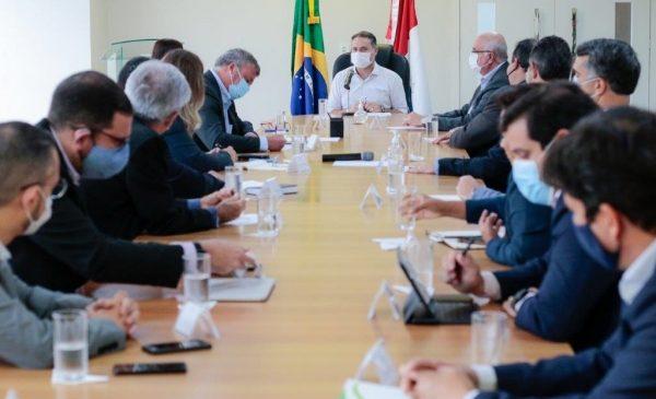 Governo e BRK iniciam discussão sobre plano de transição dos serviços da Casal