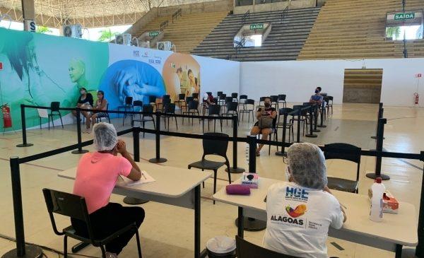Centrais de Triagem de Covid-19 em Alagoas registram mais de 900 atendimentos na última semana