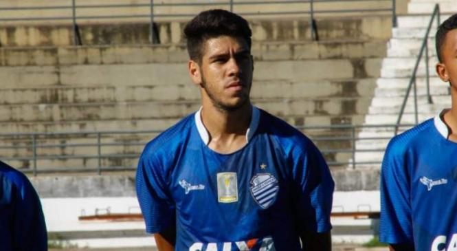 Victor Paraíba quer o CSA na Série A novamente