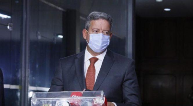 Arthur Lira fala em 'serenidade' e seguir a Constituição após prisão de deputado bolsonarista
